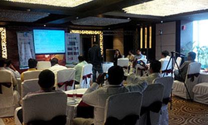 Evercrete's Northern India Seminar a Hugh Success